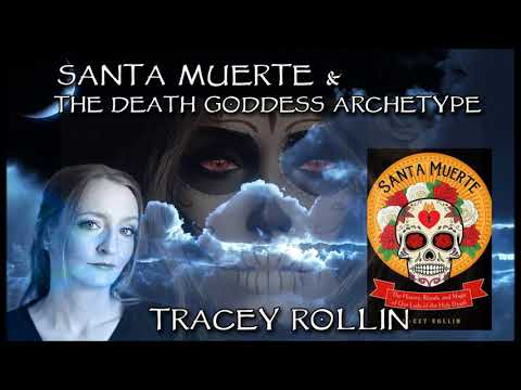 Santa Muerte and the Death Goddess...