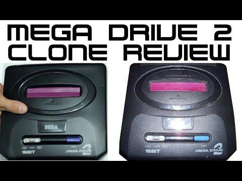 Sega Mega Drive 2 clone review for $22
