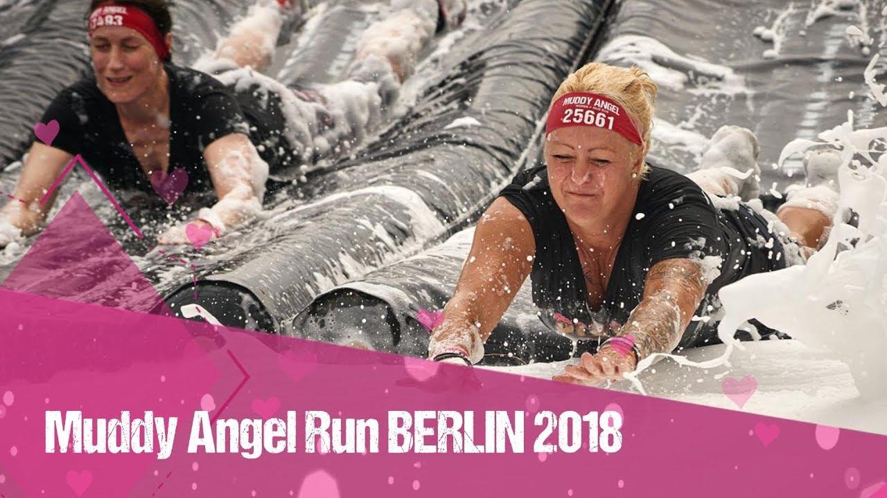 Muddy Angel Run Berlin 2018 Youtube