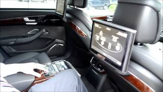 2012 Audi A8 L Executive Package