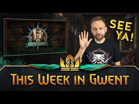 This Week in GWENT 13.04.2018