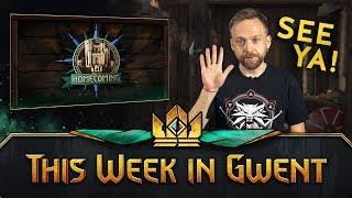 [BETA VIDEO] This Week in GWENT 13.04.2018