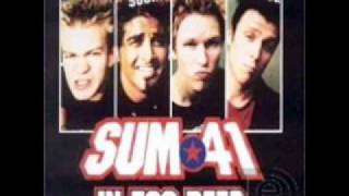 Sum 41:Fat Lip/In Too Deep/Still Waiting lyrics