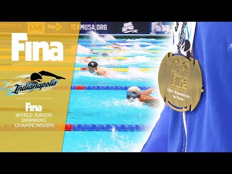 6 Days in 6 Minutes - Recap | FINA World Junior Swimming Championships 2017