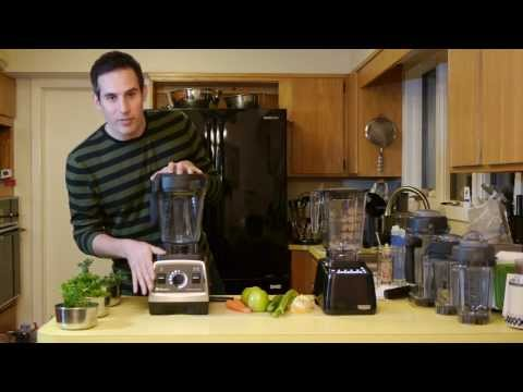 Vitamix vs Blendtec - Which blender is the best?