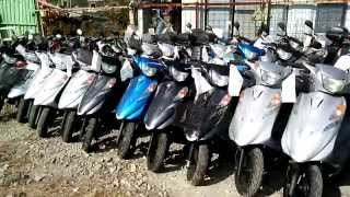 AZ-INTERNATIONAL JAPAN/ USED Japanese motorcycles & scooters