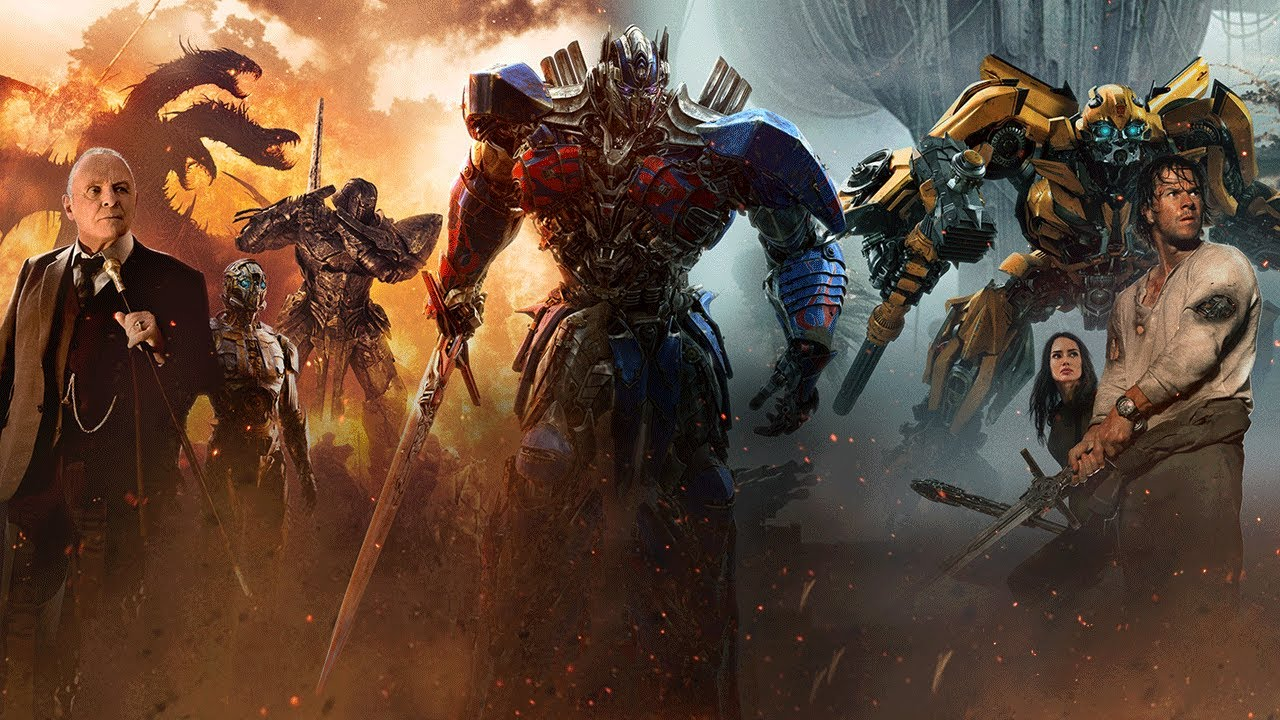 Transformers O último Cavaleiro Trailer Paramount Pictures