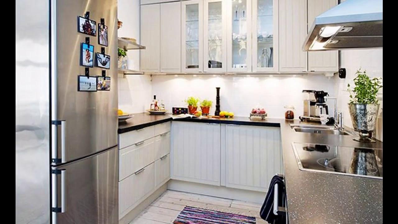 Ideas de diseño de organización de cocina pequeña para el mejor ...
