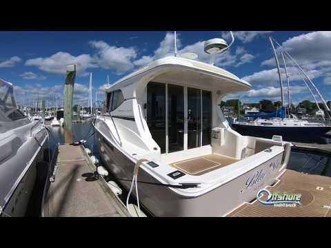 33' 2009 Silverton 33 Sport Coupe Offshore Yacht Sales