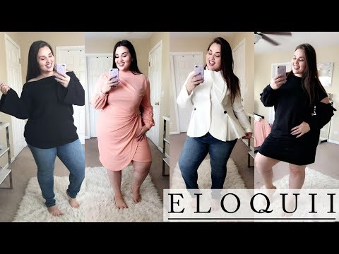 Eloquii Try-On Haul |Plus Size Fashion|
