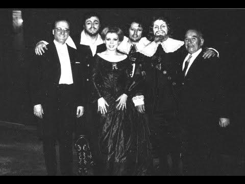 V.Bellini: I PURITANI  PAVAROTTI-FRENI  Cond: INO SAVINI Bologna 18.3.1969