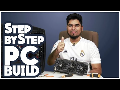 DIY Step by Step Mini ITX Build Bangla | B150I | Asus GTX 1060 Strix | NZXT Manta | PCB BD