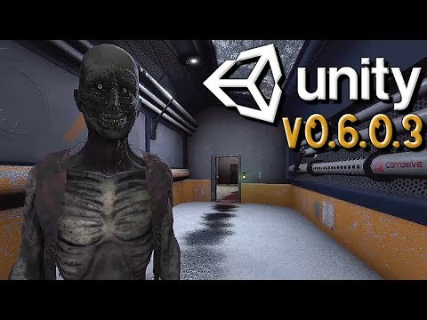 SCP Containment Breach Unity - Secret SCP! (v0 6 0 3)