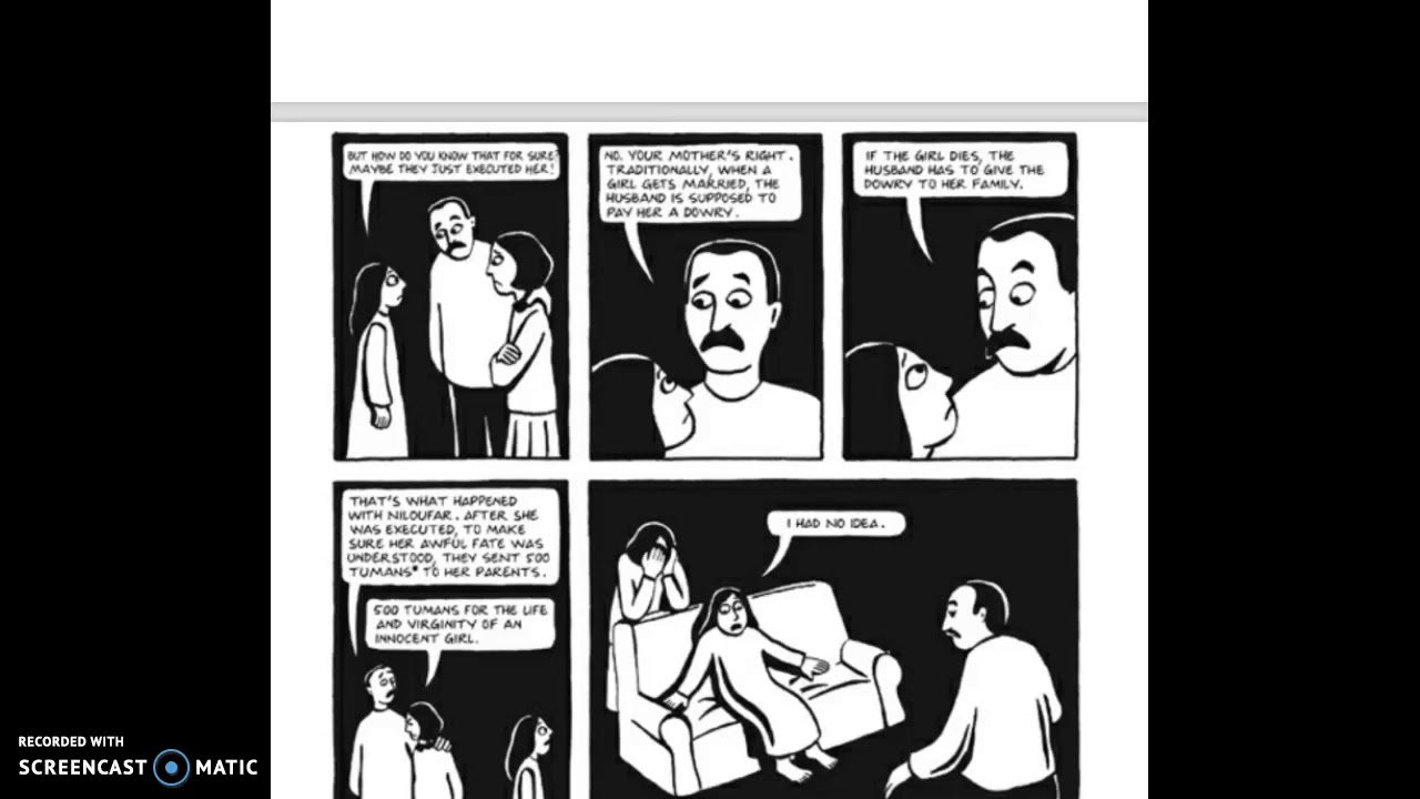 Audio Persepolis Ch 19 Youtube