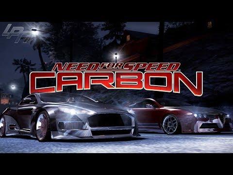 Duell gegen Wolf aka Der Joker?! - NEED FOR SPEED CARBON Part 4   Lets Play