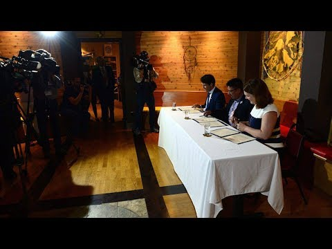 First Nations ink health agreement with Ontario and Ottawa