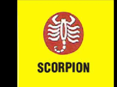 SCORPION LABEL *HIGH ENERGY MIX* SIDE ONE.