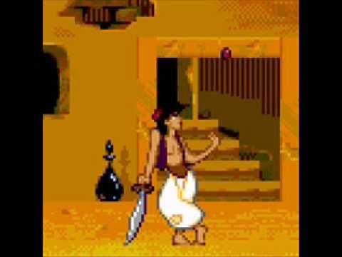 Aladdin (PC/DOS) music - Agrabah Market