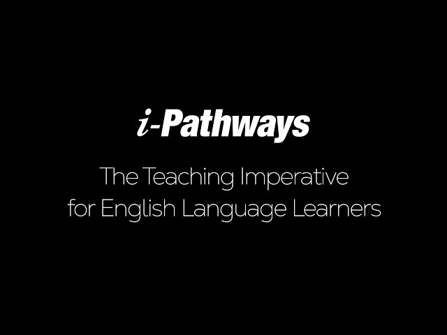 The Teaching Imperative for English Language Learners