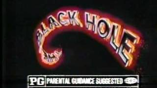 The Black Hole 1979 TV trailer