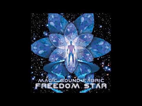 Magic Sound Fabric - Freedom Star