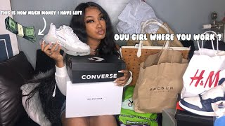 HUGE BACK TO SCHOOL TRY-ON HAUL FT: FASHION NOVA, PACSUN, FOREVER 21, H&M & MORE!!!