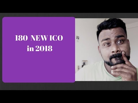 Upcoming ICOs in 2018 /Top 10 Blockchain start ups 2018/
