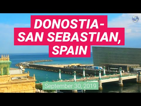 donostia-san-sebastian,-spain.-webcam-city-view