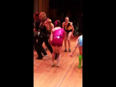 Bonnie Hayes  kicking it!!