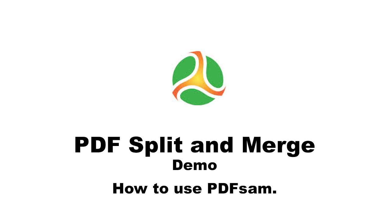 And merge basic pdf italiano split