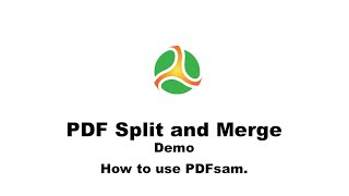 How to Use PDFsam