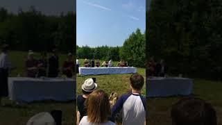 Свадебный пир - Актёрская лаборатория МШНК - Архстояние 2018
