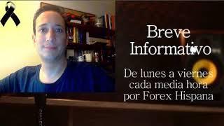 Breve Informativo - Noticias Forex del 12 de Noviembre 2018