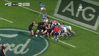 HIGHLIGHTS: All Blacks v Argentina first Test