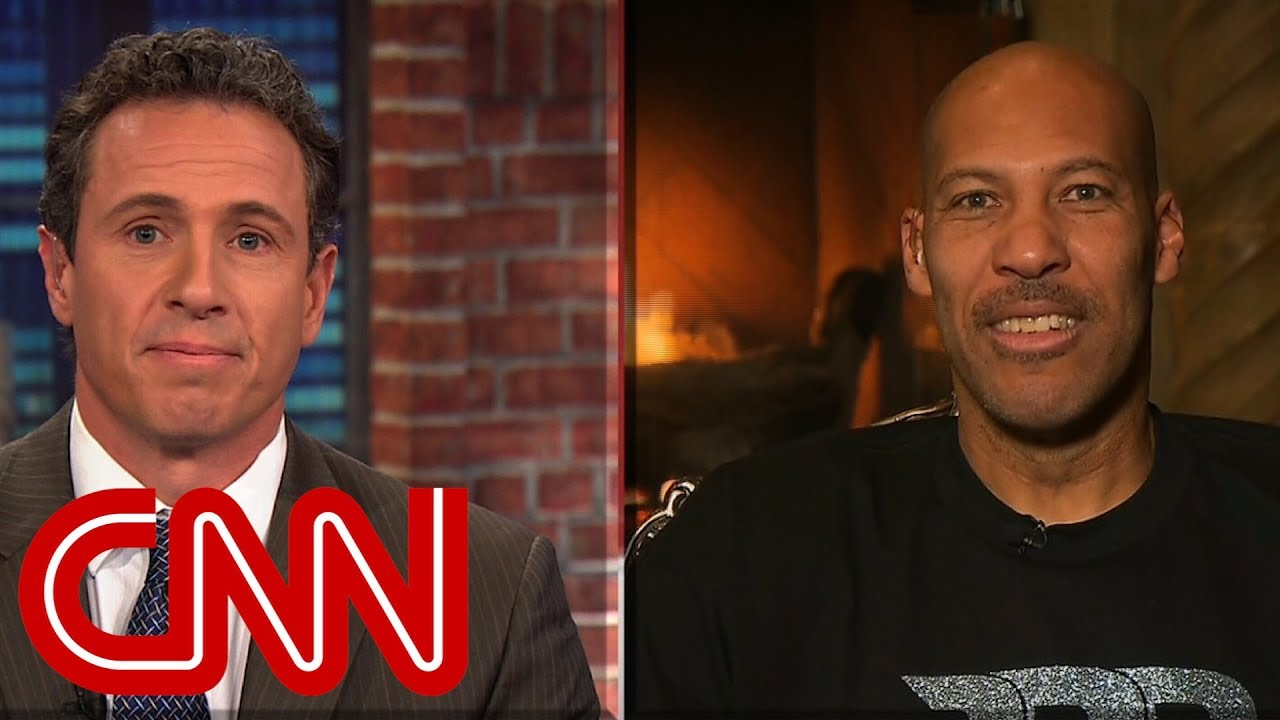 LaVar Ball: I sent Trump shoes after Twitter feud
