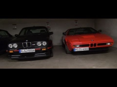Bmw m gmbh secret garage m3 touring m6 csl all m for Garage bmw creteil