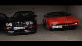 BMW M GmbH Secret Garage: M3 Touring, M6 CSL + all M models