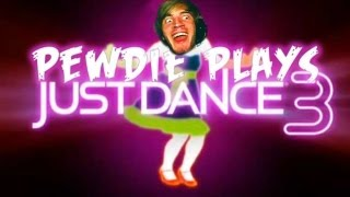 Just Dance 3 (FUNNY) - WHY AM I DOING THIS? - Part 1