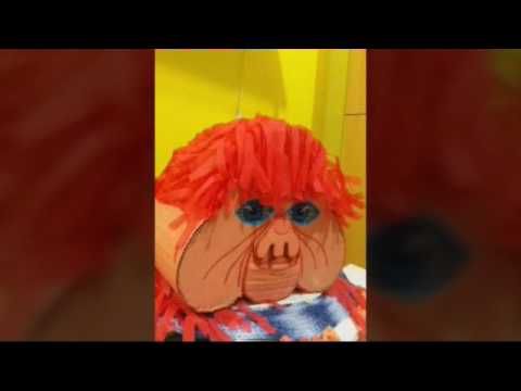 Mascaras De Papelao Parte2 Youtube