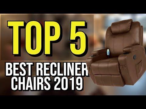 ✅ TOP 5: Best Recliner Chair 2019
