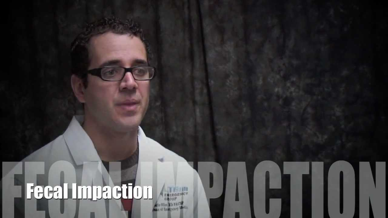 medium resolution of fecal impaction diagram