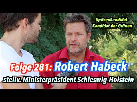 Robert Habeck (Grüne), stellv. Ministerpräsident Schleswig-Holstein - Jung & Naiv: Folge 281