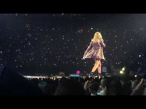 "Taylor Swift ""Getaway Car"" - Atlanta, GA (8/10/18)"