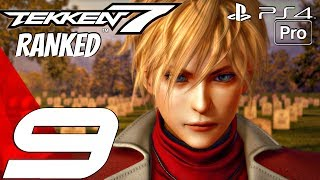 Tekken 7 - Ranked Online Gameplay Part 9 - Leo Session (PS4 PRO)