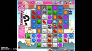 Candy Crush Level 697 help w/audio tips, hints, tricks
