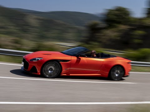 Essai Aston Martin Superleggera Volante (2019)