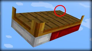 40 Things You Didn't Know About Beds in Minecraft