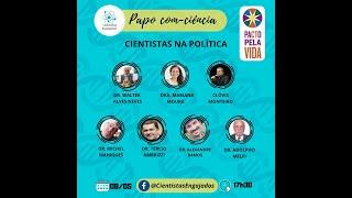 Papo Com Ciência - Live 4 (08/05/2020)