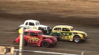 INEX Legends Heats 1-2 Independence Motor Speedway 7/5/17