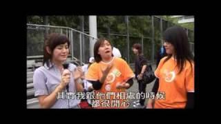 為支持聽障朋友, 電影聽說幾位主角彭于晏、陳意涵及陳妍希於2009年11月4...